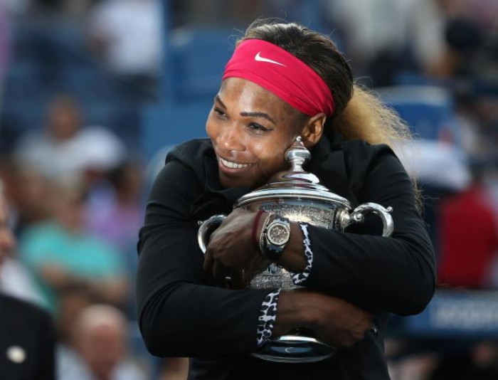 Serena Williams Insists She Will Not Be Pressured By Calendar Slam Prospects