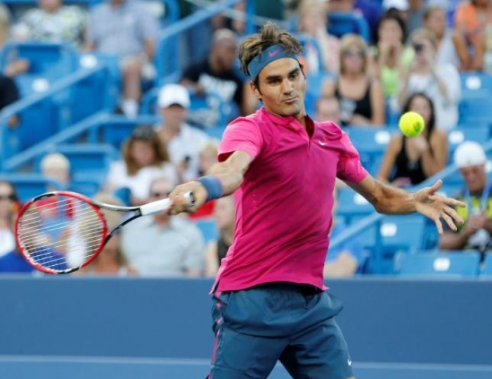 Roger Federer: ´Not True That I Would Rather Not Engage into Baseline Rallies´