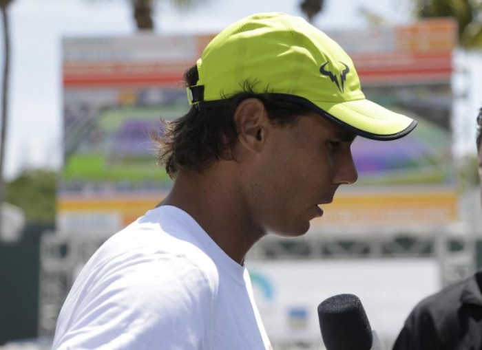 Rafael Nadal Denies the Rumors: ´I Was Never Asked to Play With Nick Kyrgios´