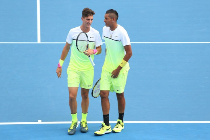Nick Kyrgios Plays Mixed Doubles at the US Open With None Other Than...