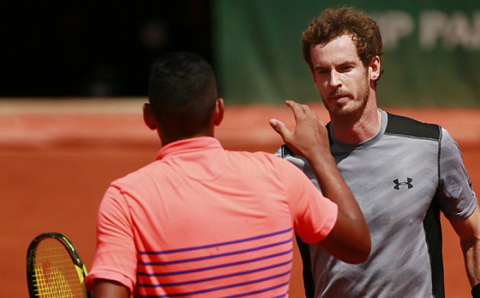 Andy Murray Believes Nick Kyrgios Is Not a Bad Guy
