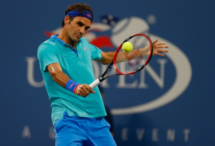 Roger Federer happy with roof plans and new schedule at the US Open