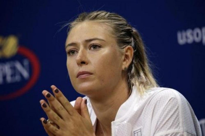 Breaking News: Maria Sharapova has withdrawn from the US Open!