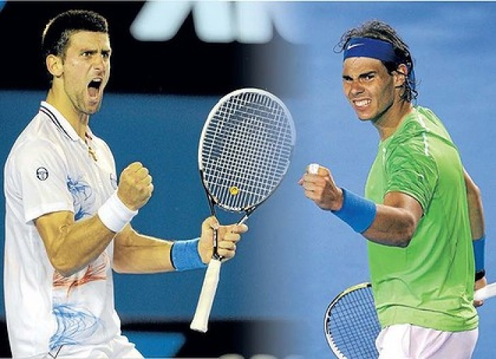 Novak Djokovic and Rafael Nadal confirmed for Thai Exhibition
