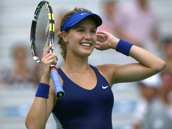 Eugenie Bouchard: The journey towards success is not always easy