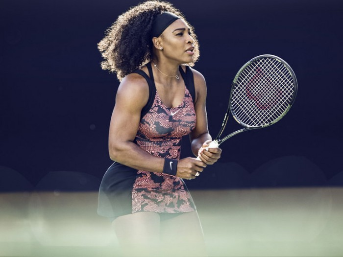 US Open: Serena Williams Opens with an Awkward Win