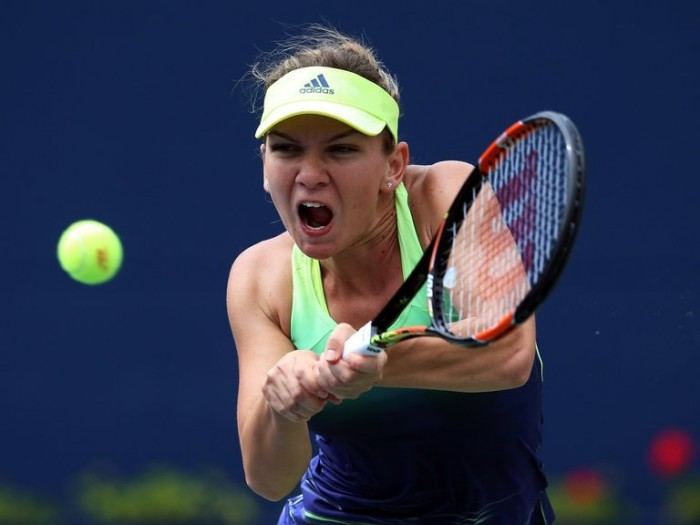 US Open 2015: Simona Halep powers through to Round 2