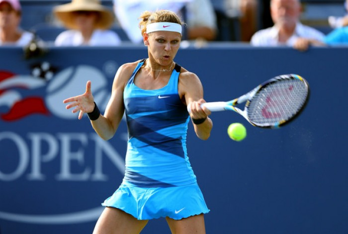 US Open 2015: Lucie Safarova Exits, Angelique Kerber wins