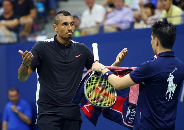 John McEnroe Lets Nick Kyrgios Know &acuteYou Don´t Want To Be Remembered As A Clown&acute