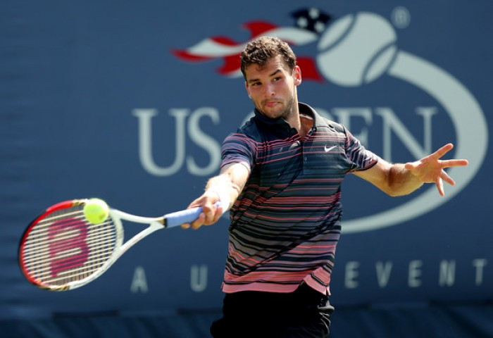 US Open Men´s Singles Day Three Results: Grigor Dimitrov is OUT! Tsonga Wins