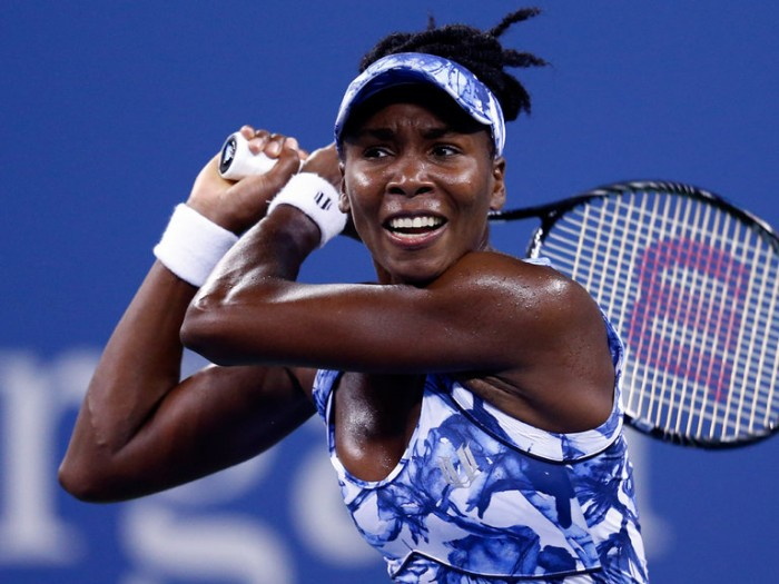 US Open Women´s Singles Day Three Results: Venus Williams Fights, Bencic Saves MPs