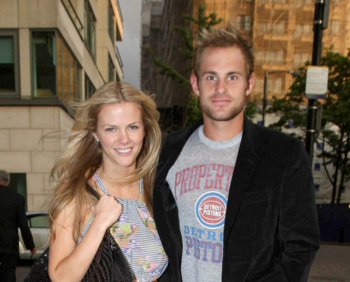 Andy Roddick looking forward to becoming a Father