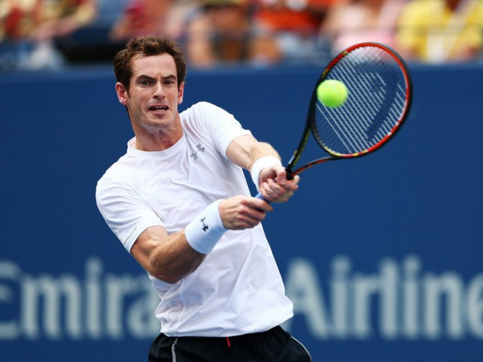 US Open 2015: Andy Murray Battles Through in Five-Set Thriller