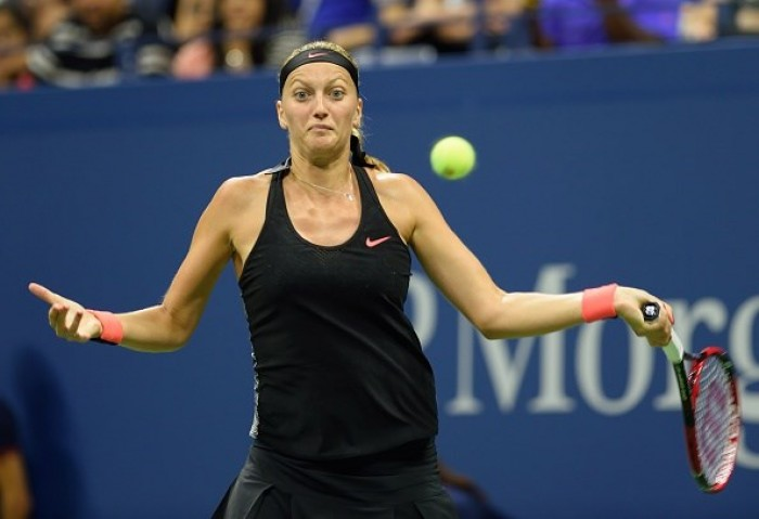 US Open Women´s Singles Second Round Results: Germans Dominate, Kvitova beats Gibbs!