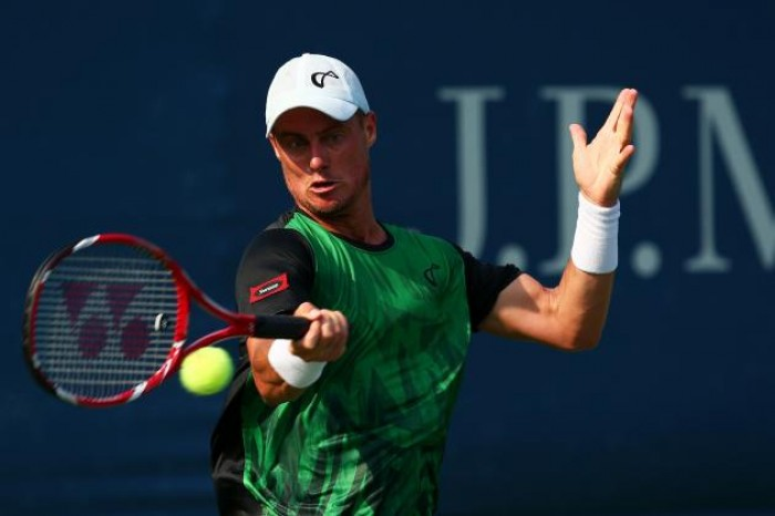 US Open Men´s Singles Second Round Results: Tomic Saves 2 MPs to Beat Lleyton Hewitt, Berdych Wins