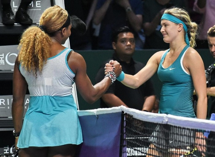 Eugenie Bouchard: ´I Want Serena Williams to Win the Grand Slam, She is the GOAT´