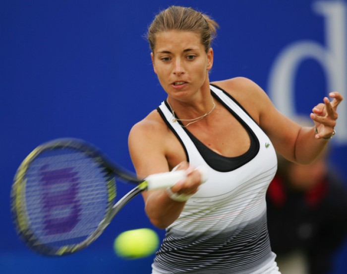 NYC Night Shock! Petra Cetkovska Saves 4 MPs to Oust Caroline Wozniacki in US Open Round Two!