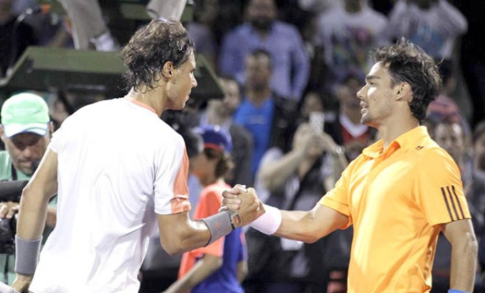 US Open Preview - Rafael Nadal v Fabio Fognini. Can the Italian Equal Federer and Djokovic?