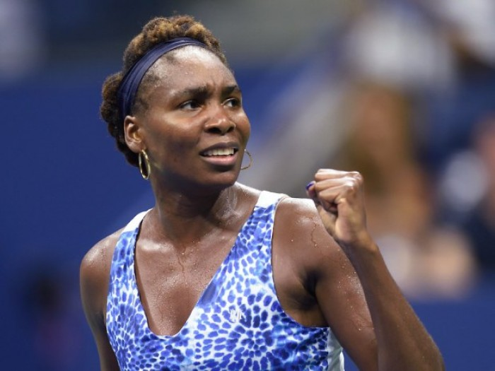 US Open 2015: Venus Williams Sees Off Belinda Bencic, Storms into the Fourth Round