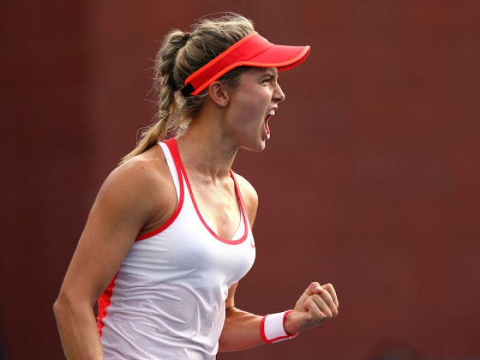 US Open Women´s Third Round Live Results: Eugenie Bouchard Beats Cibulkova in Epic Battle!