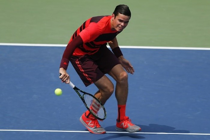 US Open Men´s Singles Third Round Live Results: Cilic Wins, Ferrer and Raonic OUT
