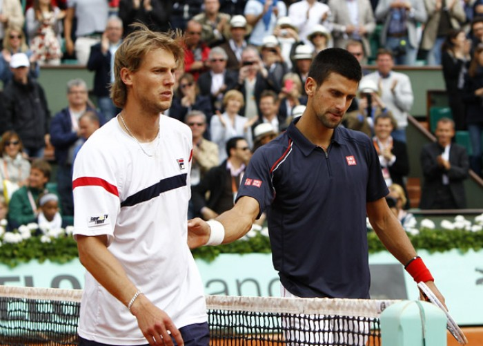 Andreas Seppi: ´Novak Djokovic the Favorite to Win the US Open´