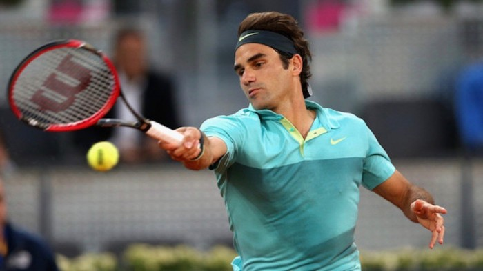 Roger Federer has pulled out of the 2016 Madrid Open