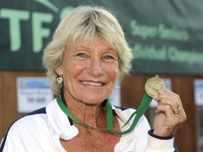 ITF SUPER-SENIORS WORLD INDIVIDUAL CHAMPIONSHIPS
