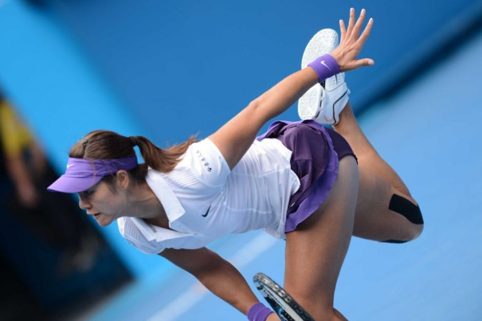 Chinese tennis officials may not have been too happy with Li Na when ...