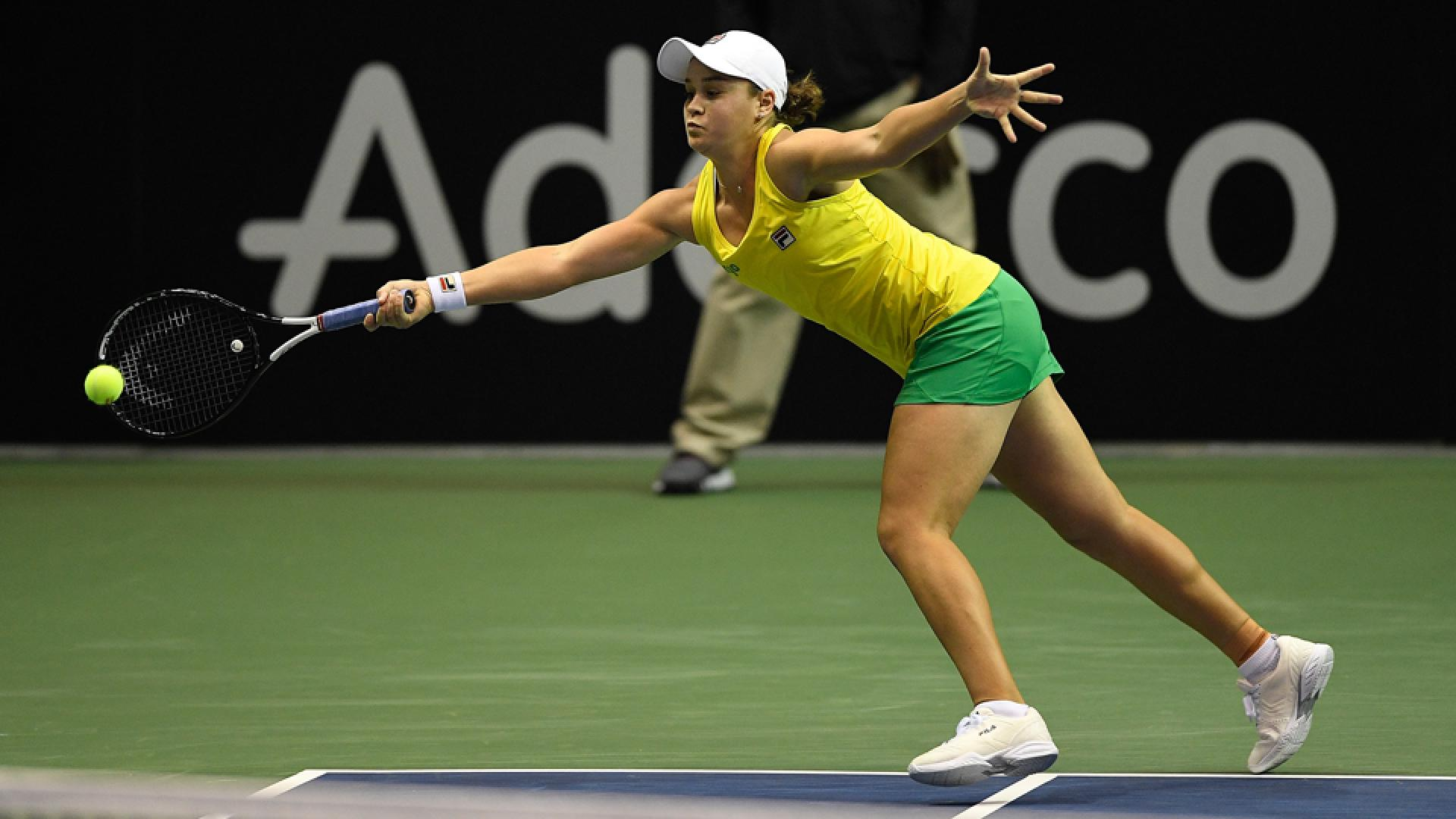 Alicia Molik: Ash Barty is a resilient tennis player now