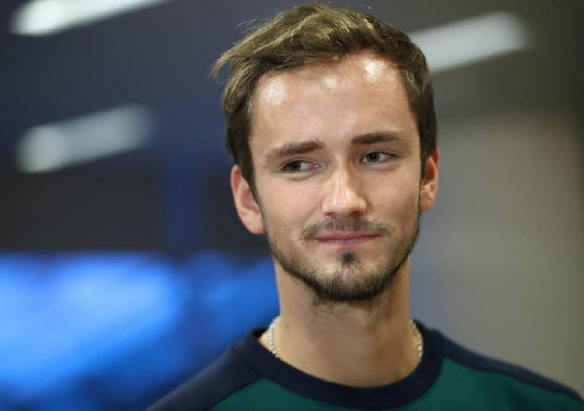 Daniil Medvedev: 'I am exhausted physically and mentally'