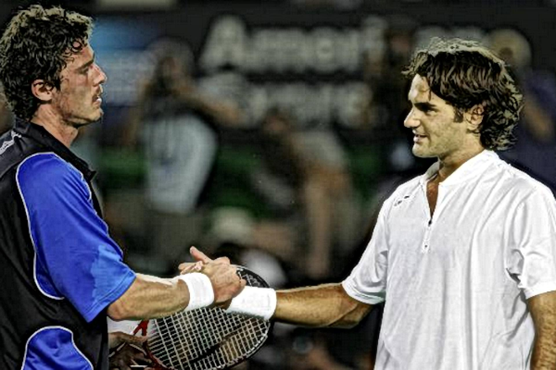 On this day: Marat Safin saves MP to dethrone Roger Federer in Melbourne