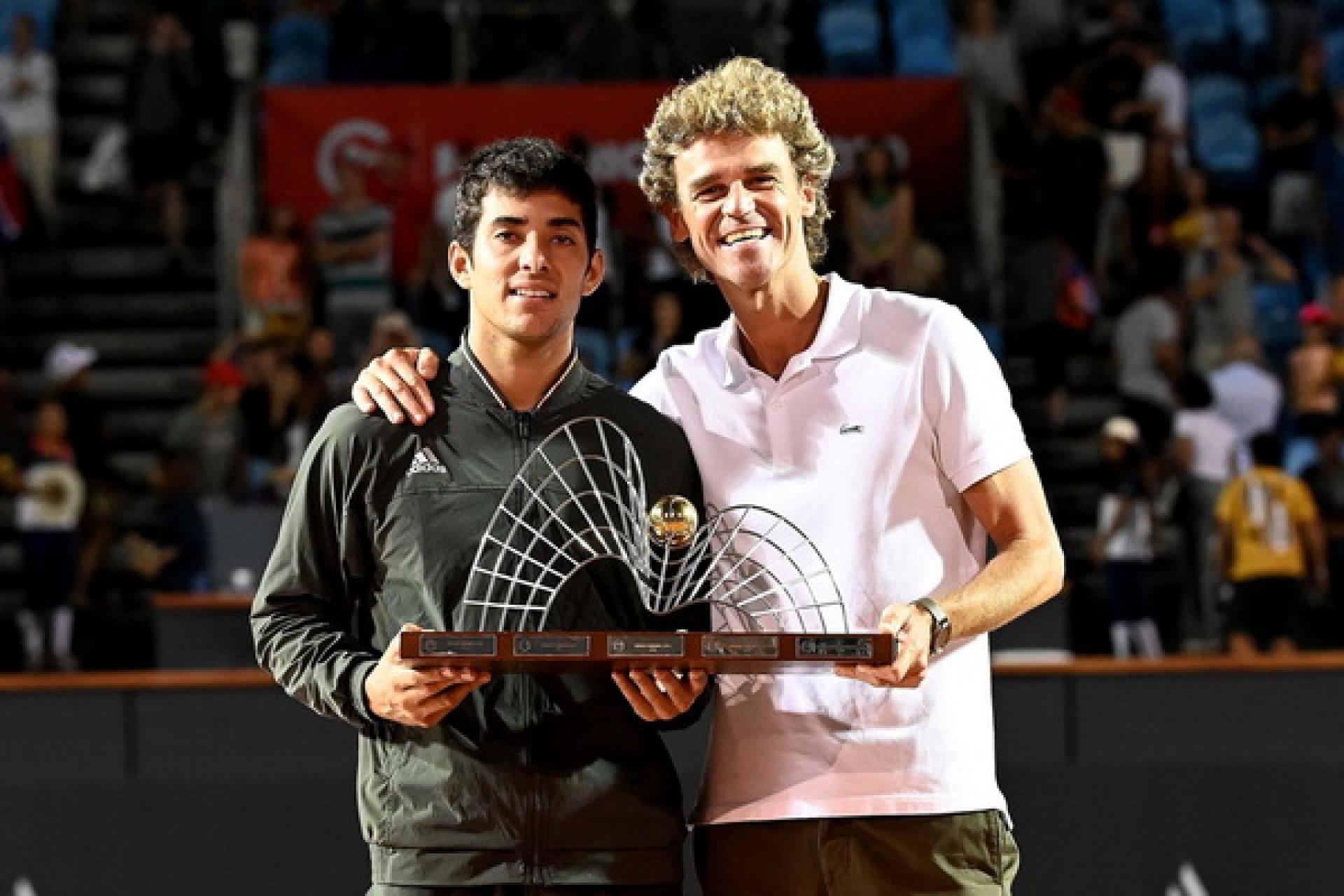 ATP Rio: Cristian Garin prevails over Gianluca Mager to lift fourth ATP trophy