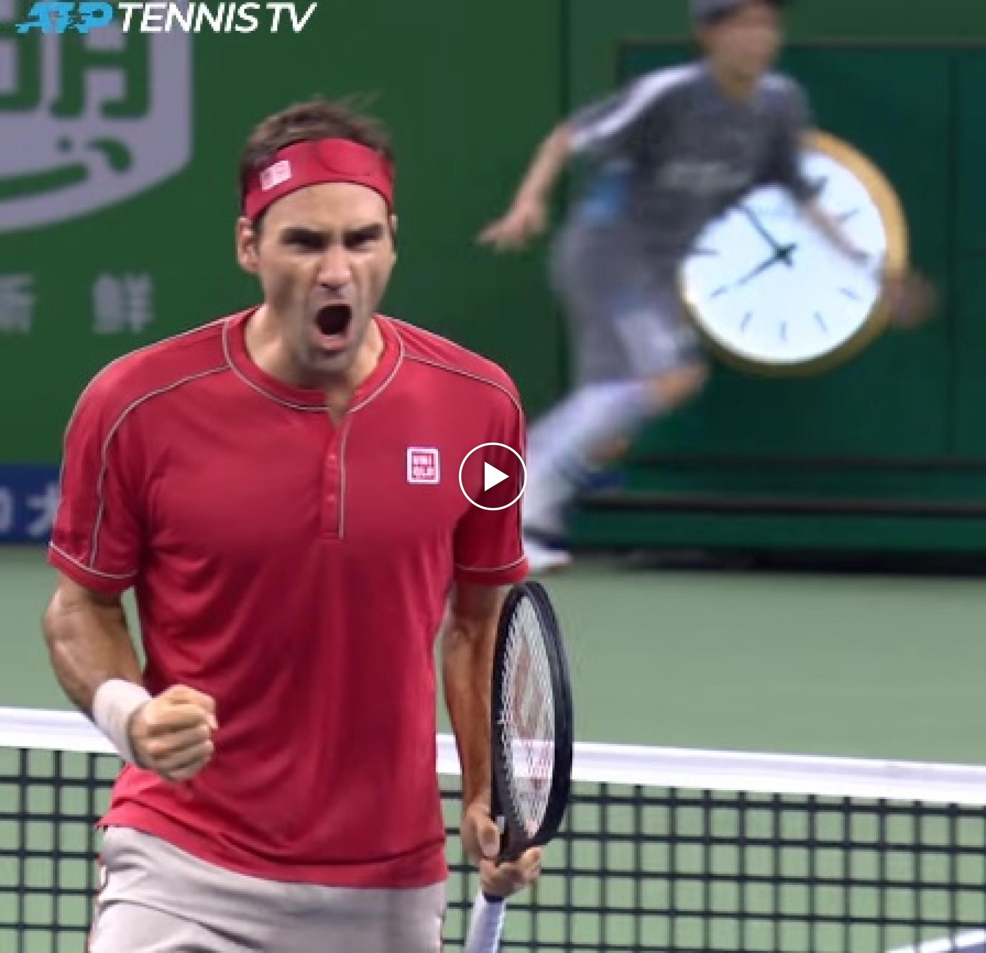 Epic drama: Federer saves five match points against Zverev