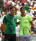 Federer vs Nadal - All 37 Career H2H Matchpoints in High Definition (HD)