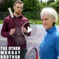 Judy Murray Teams Up with Chris Forbes for Comedy Video