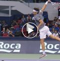 Thiem hits great volley in Shanghai
