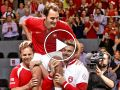 Roger Federer's best memory - 2014 edition: First Davis Cup for Switzerland