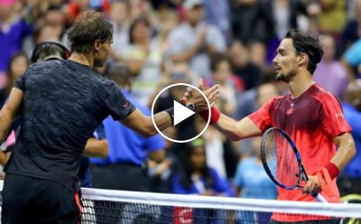Top 5 Men´s Singles Matches at the 2015 US Open So Far