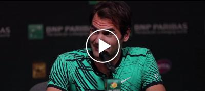More than 50 Kid Reporters Quiz Roger Federer!
