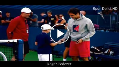 Federer, Nadal: Most Beautiful Moments of Respect and Fair Play in Tennis