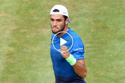 ATP player to watch for at Wimbledon: Matteo Berrettini cracks the Top 20