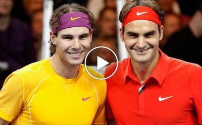 Roger Federer and Rafael Nadal's Grand Slams brought Switzerland and Spain to the top