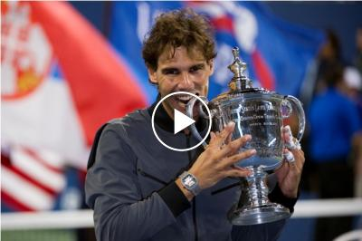 Genesis of a champion Chapter 5: Rafael Nadal, from Roger Federer and Djokovic to...