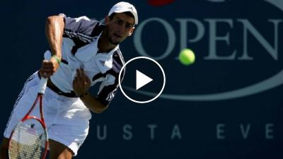 Genesis of a champion Chapter 1: Novak Djokovic, from bombs to tennis court