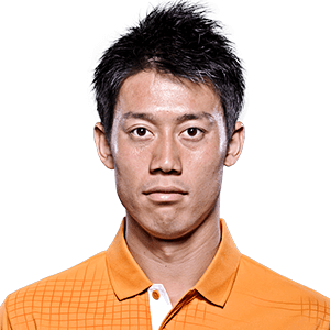 Photo of Kei Nishikori