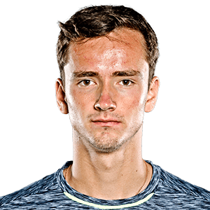 Photo of Daniil Medvedev