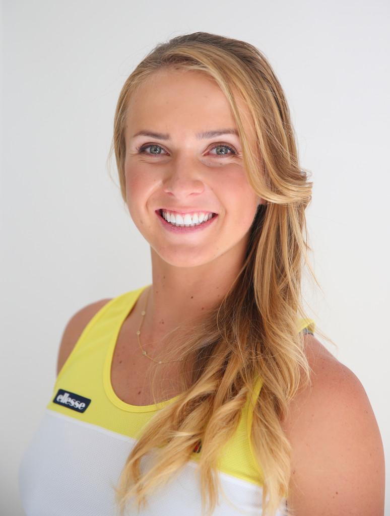 Photo of Elina Svitolina