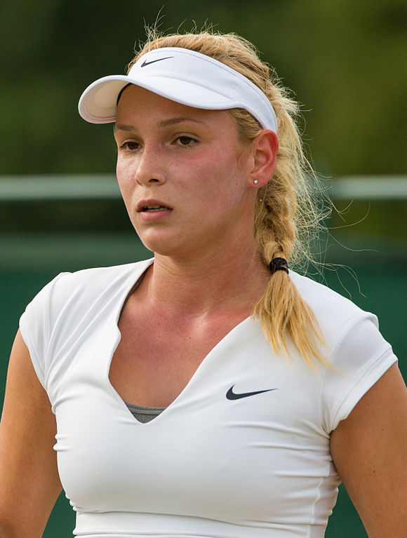 Photo of Donna Vekic